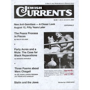 Jewish Currents Magazine